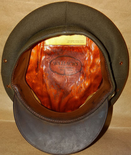 U.S. WW I Model 1917 Steel Helmet