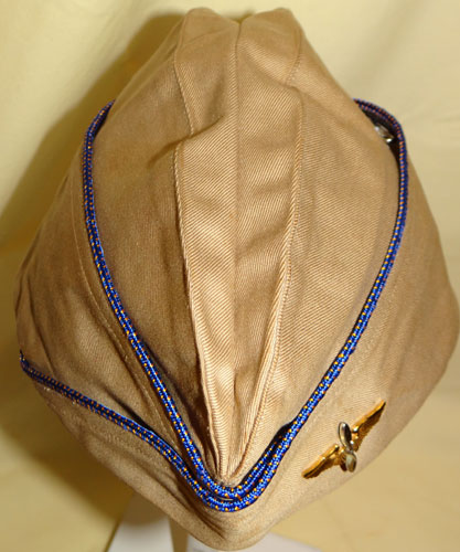 WW II U.S. Army Officers Visor Hat