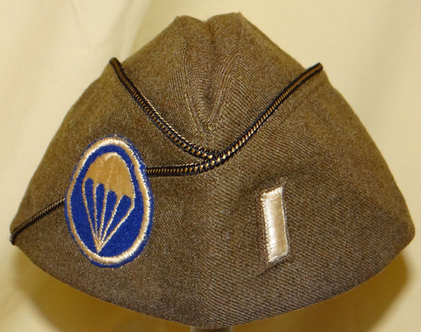 WW I U.S. Army Enlisted Garrison Cap