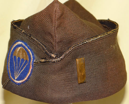 WW II WAC Female Enlisted Garrison Cap