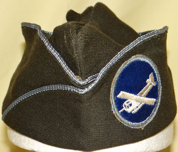1950's  U.S. Army Field Grade Officers Visor Hat