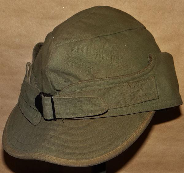 WW II 1941 Dated U S Army Winter Field Cap, US Head Gear