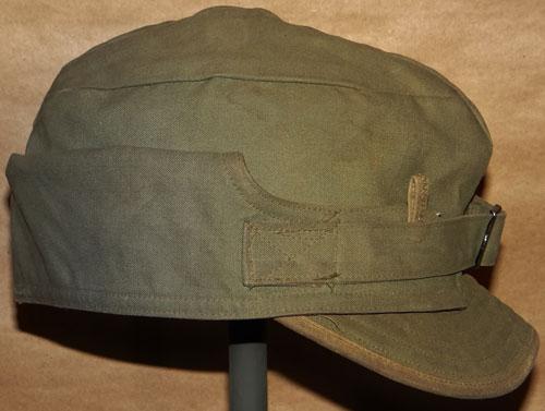 1c275d7deee293 Views of WW II 1941 Dated U.S Army Winter Field Cap, US Head Gear ...