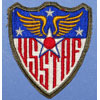 "U.S. AAF ""Strategic Air Forces in Europe"" Patch"
