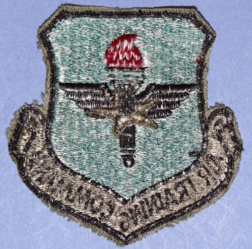 "USAF Subdued ""Air Training Command"" Patch"