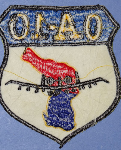 "USAF ""OA-10"" Patch"