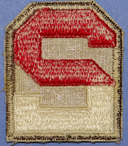 WW II 2nd Army Patch