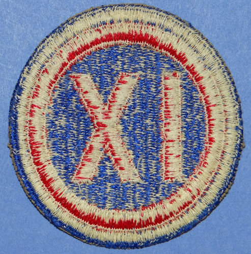 WW II 9th Corps Patch