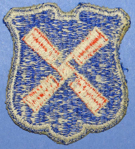 WW II 12th Corps Patch