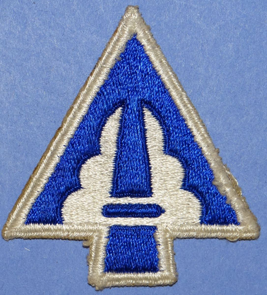 WW II 22nd Corps Patch