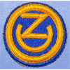 WW II 102nd Infantry Div. Patch