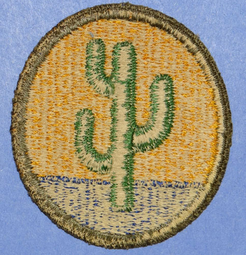 WW II 103rd Infantry Div. Patch