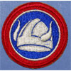 47th  Infantry Div. Patch