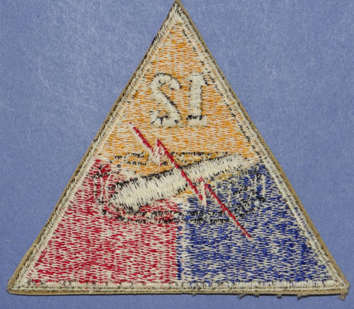 WW II 12th Armored Div. Patch