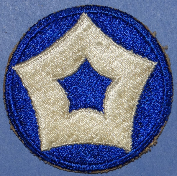 WW II 5th Service Command Patch