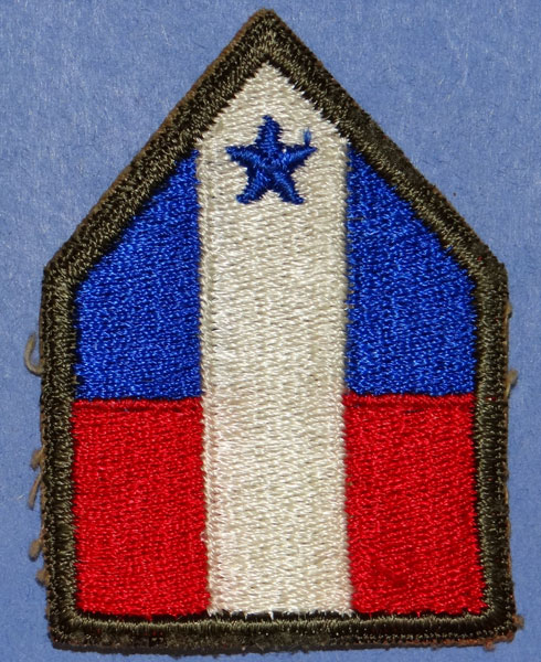 WW II Northwest Service Command Patch
