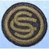 WW II Officer Candidate School Patch