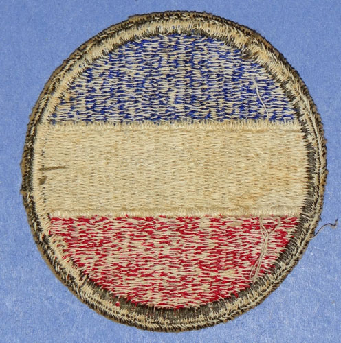 WW II Army Ground Forces Patch