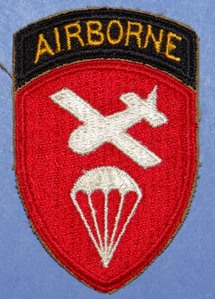 WW II Airborne Command Patch