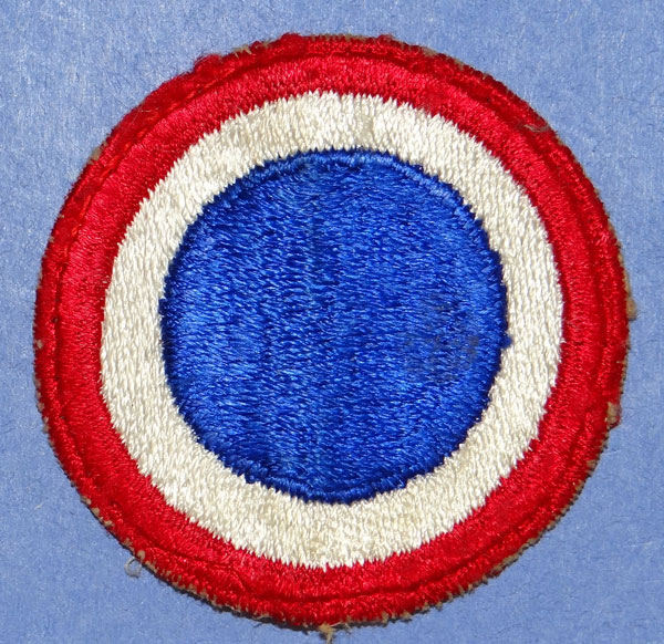 WW II AGF Replacement Depots Patch
