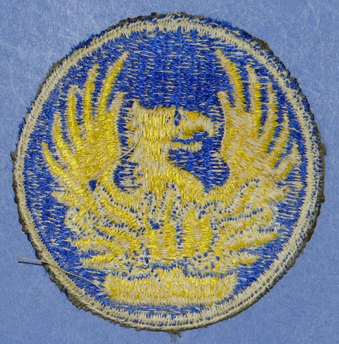 WW II Veterans Administrations Patch