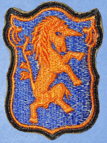 6th Cavalry Regt Patch