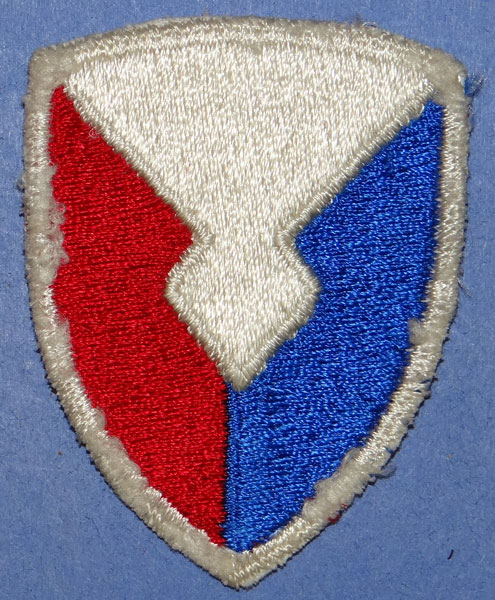 U.S. Army Material Command Patch