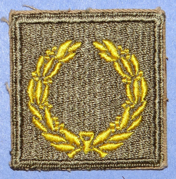 WW II Army Meritorious Unit Citation Patch