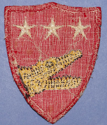 WW II USMC  5th Corps Patch