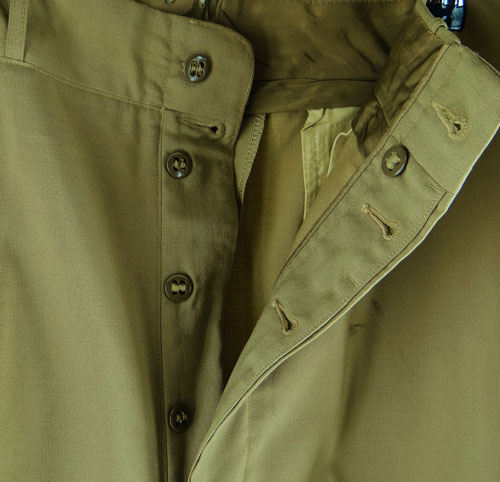 WW II Army Air Force Flight Surgeon Service Coat & Trousers